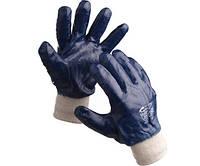 Перчатки маслобензостойкие Borin