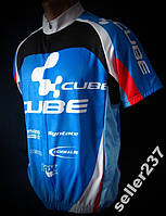 Джерси веломайка CUBE мужская размер ХL