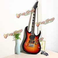 ИРИН ИК-08 закат цвета Тигр полосы st электрическая гитара