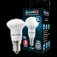 Светодиодная лампочка LEDEX 5W R50 PREMIUM