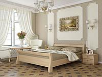 """Двуспальная кровать изготовлена из дерева сосны """"Мери"""""""