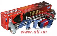 Сигнал VITOL ELEPHANT воздушный, дудка 400mm СА-13004 (034417)