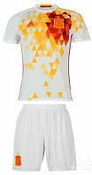 """Футбольная форма сборной """"Испании"""" Adidas Spain  2016-18"""