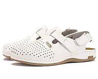 Сабо Leon 701М 41 Белые