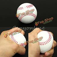 Бейсбол снятие стресса расслабление выдавите шарик пены вентиляции