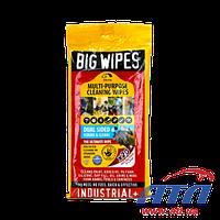 Влажные салфетки чистящие промышленные Big Wipes industrial Plus 20 шт (20230000)