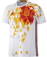 "Футболка Adidas ""Spain"" сборной Испании по футболу 2016-18"