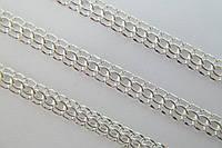 Цепочка из серебра 925* плетение Кардинал