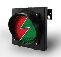 Світлофор для забезпечення безпеки використання автоматичних пристроїв (воріт)TRAFFICLIGHT-LED Doorhan