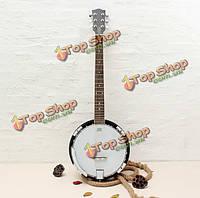 6-струнного банджо изысканный профессиональный лесоматериалы notopleura сплав Вуда