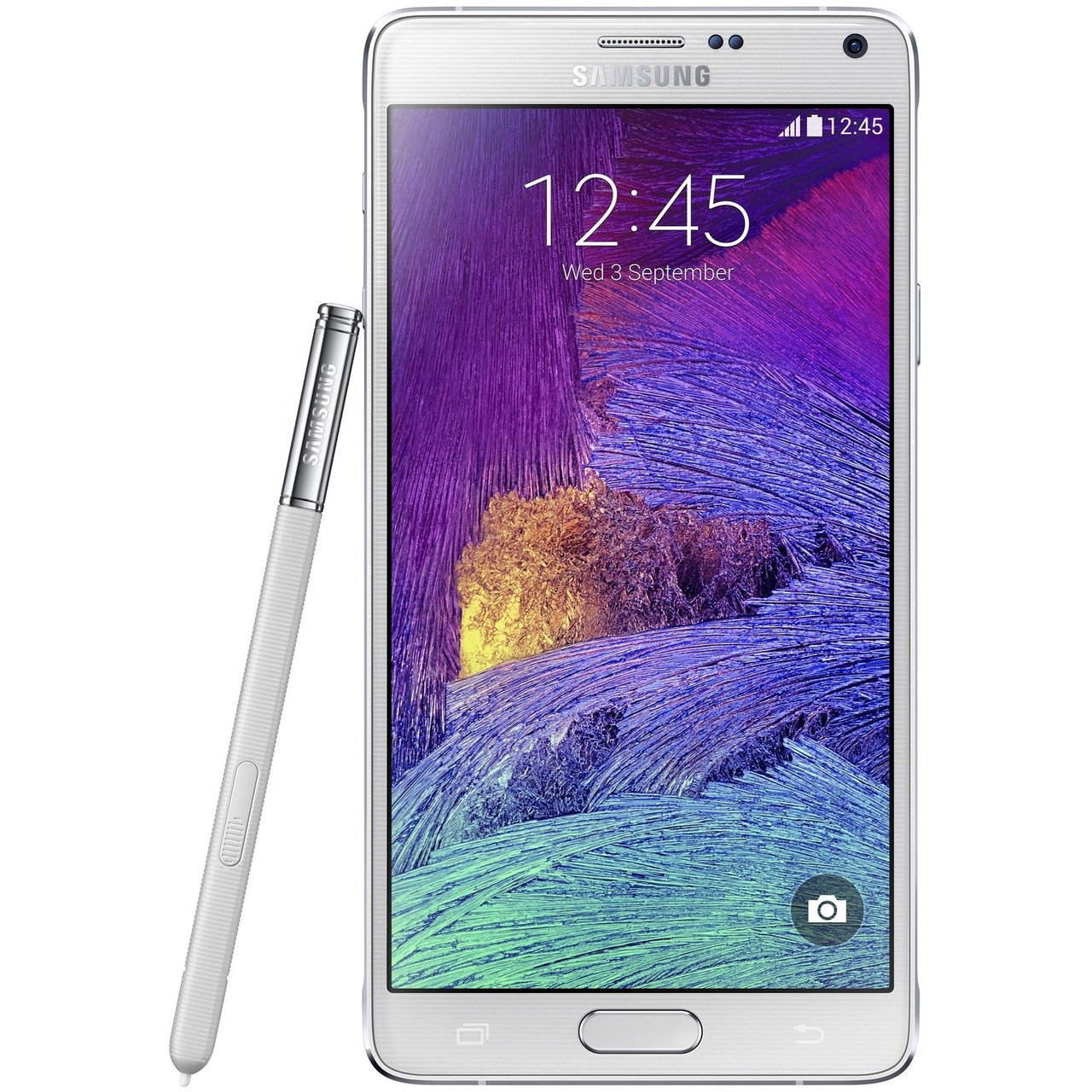 Смартфон Samsung N910H Galaxy Note 4 Frost White