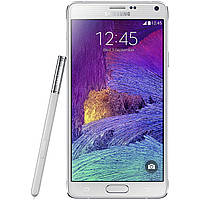 Смартфон Samsung N910H Galaxy Note 4 Frost White, фото 1