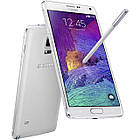 Смартфон Samsung N910H Galaxy Note 4 Frost White, фото 3