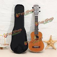Deviser uk21-80-х 21-дюйм Гавайские струнном инструменте укулеле
