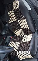 Деревянная накидка массажная под заказ НД 027, фото 1