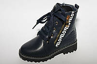 Детская обувь оптом.Зимние ботинки для девочек от Y.TOP разм (с 27-по 32)