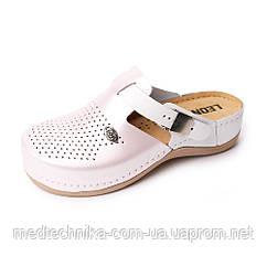 Медицинская обувь Leon Sabo 900, жемчужный, р.36-41