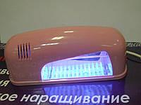 УФ лампа для сушки ногтей 9W