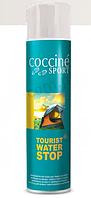 Cпрей Tourist water stop водоотталкивающий для обуви, спортивной одежды, зонтов Coccine