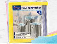 Вискозные тряпки для уборки Opti Wisch 6 шт. Германия