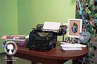 Стол деревянный овальный, фото 1