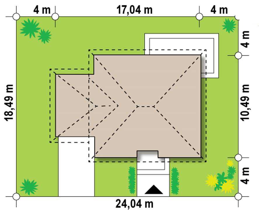 Проект Дома № 3,31