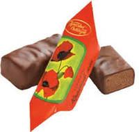 Шоколадные конфеты  Красный Мак фабрика Красный Октябрь