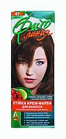 Стойкая крем-краска для волос Фито линия № 47 Каштан
