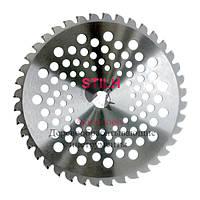 Победитовый диск STIHL 36 зубьев (облегченный) для мотокосы 200мм 230мм 255мм