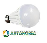 Cвiтлодiодна лампа 5W E27.