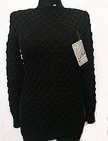 Женская вязаная кофта 0185