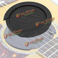 Алиса a048 41/42-дюймовый гитарный звук отверстие крышки блока глушитель