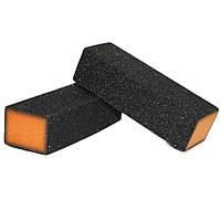 Баф полировочный( черн.с оранжевым)