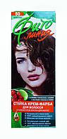 Стойкая крем-краска для волос Фито линия № 50 Шоколад