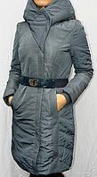 Пальто зимнее женское с утеплителем - тинсулейт