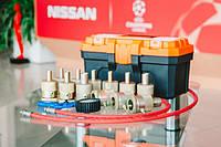 Уникальное оборудование для заправки газо-масляных амортизаторов