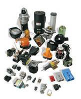 Запчасти для электрооборудования погрузчиков Toyota, Komatsu, Nissan, Mitsubishi, TCM, Daewoo, Hyundai, Yale
