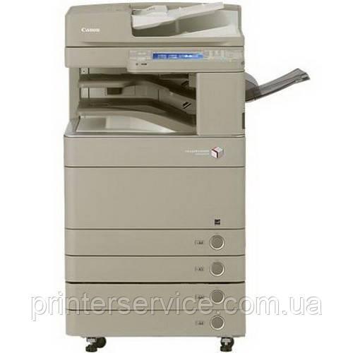 Копировальный аппарат Canon iRAС5250i цветной принтер-сканер-копир-факс формата А3