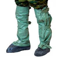 Бахилы ОЗК водонепроницаемые: стопа от 40 до 47 размера, регулировка по полноте ноги