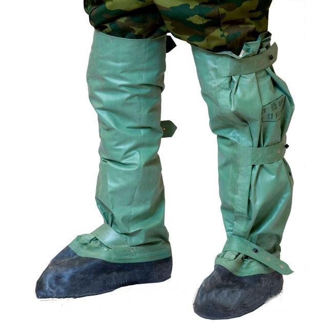 Бахилы ОЗК водонепроницаемые: стопа от 40 до 47 размера, регулировка по полноте ноги - Интернет магазин «Наш базар» быстро, доступно и качественно в Киеве