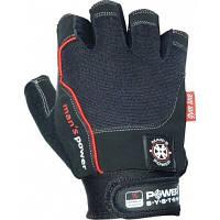 Перчатки Power System Man's Power (черные)
