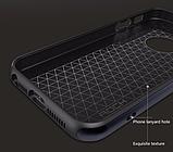 Чехол бампер Rock Royce Series для Apple iPhone 5 / 5S / 5SE - Navy Blue, фото 3