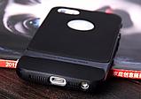 Чехол бампер Rock Royce Series для Apple iPhone 5 / 5S / 5SE - Navy Blue, фото 4