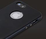 Чехол бампер Rock Royce Series для Apple iPhone 5 / 5S / 5SE - Navy Blue, фото 6