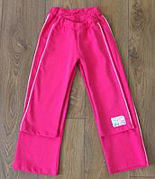 """Трикотажные штаны для девочки ТМ """"Фламинго"""" рост 128-134"""