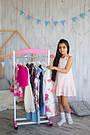 """Підлогова стійка для дитячого одягу """"УМКА"""" від виробника, фото 5"""