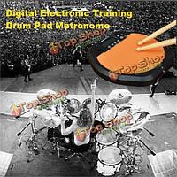Цифровой электронный пэд для учебных занятий метроном