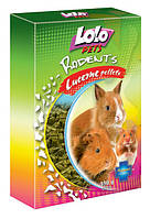 LoLo Pets Люцерна гранулированная для грызунов