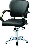Парикмахерское кресло для клиентов на гидравлике  ZD-300, фото 1