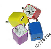Cетевое зарядное устройство USB 5V 800mA Cube-800